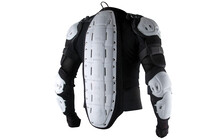 iXS Assault Man Jacket white